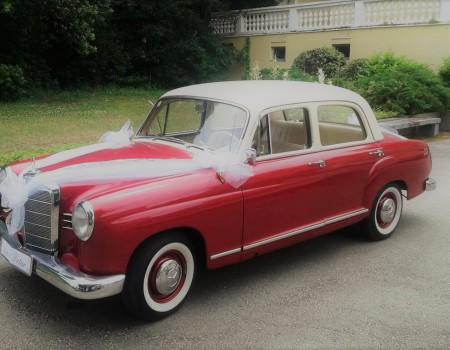 Mercedes benz 1959