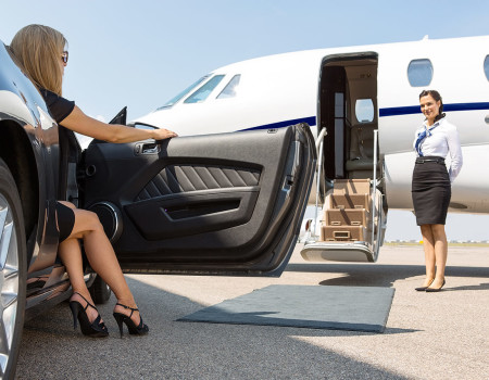 Private Chauffeur in Dubai
